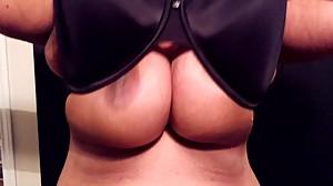 Let my titties drop