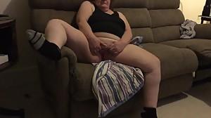 My cum holes